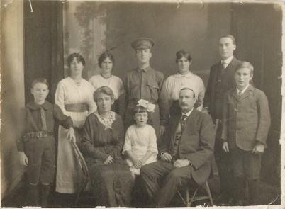 Werrett family portrait (2)
