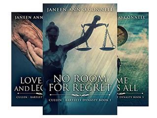 Janeen Ann O'Connell – Author of Historical Fiction