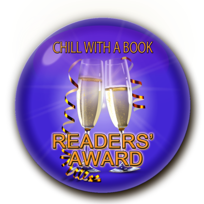 Chill Logo READERS' AWARD 2018